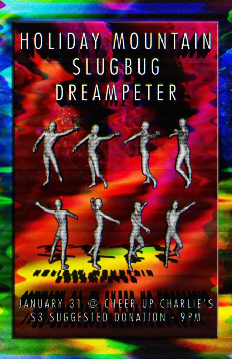 130131 Holiday Mountain Slugbug Dreampeter