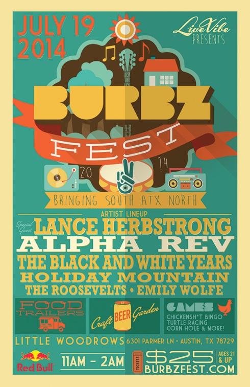 140719 @ Burbz Fest